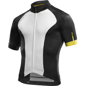 Mavic Cosmic Elite SS Jersey Men white/black
